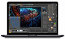 MacBook Pro 15,1 Touch Bar (15 дюймов, 2018 г.)